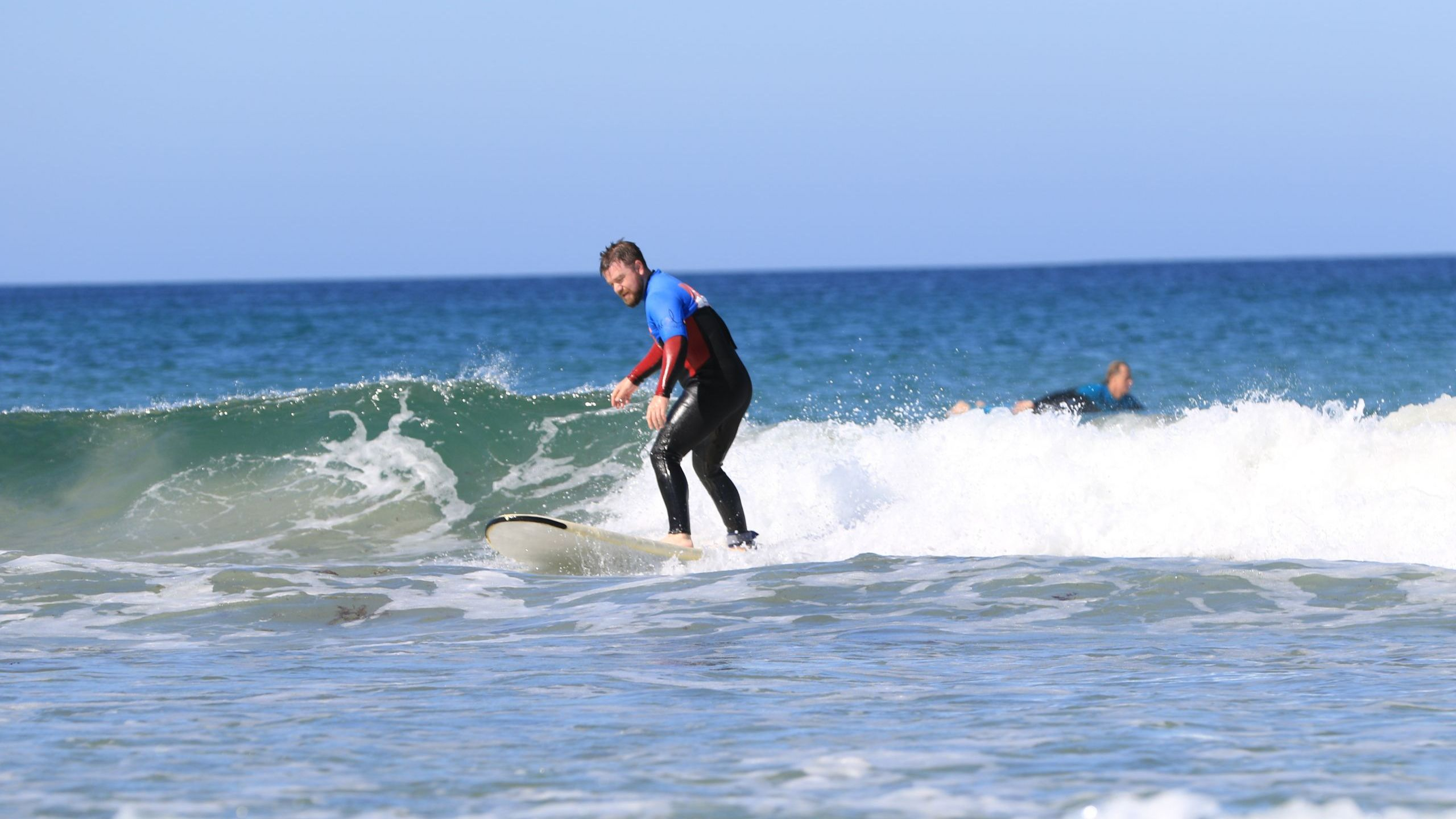 Improver Surf lesson Newquay