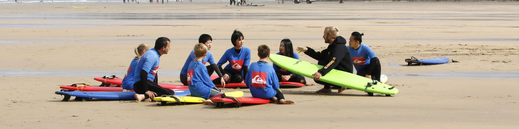 Surf Group Lesson